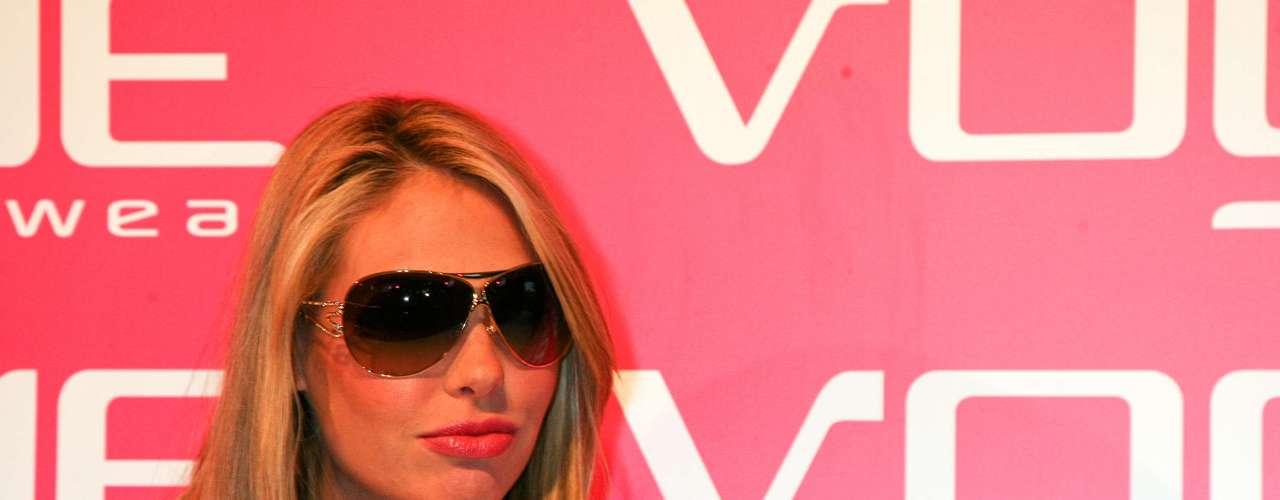 82ª: Ilary Blasi - modelo, mulher do meia Francesco Totti