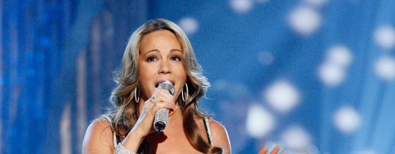 21ª: Mariah Carey -cantora, ex-namorada do jogador de beisebol Derek Jeter