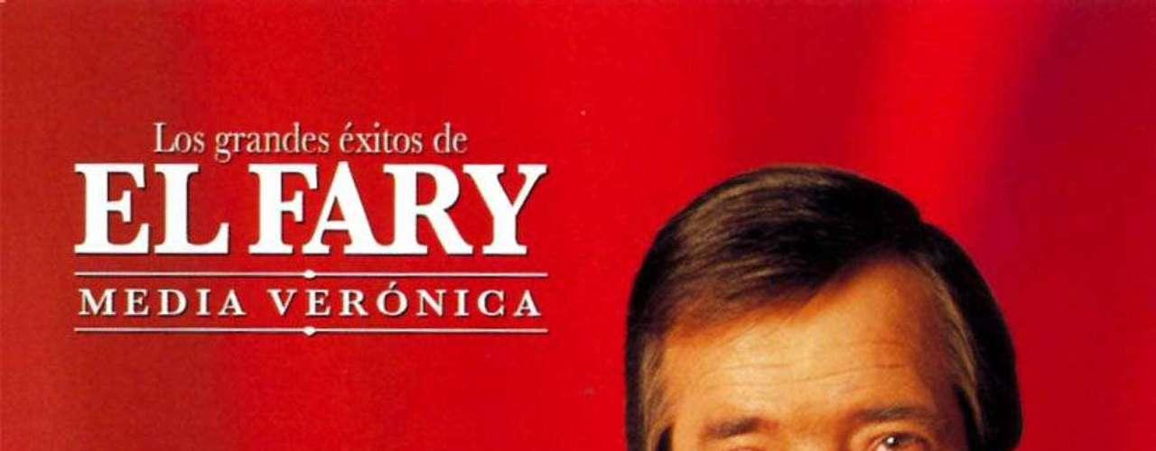 Uma coleção de discos do El Fary