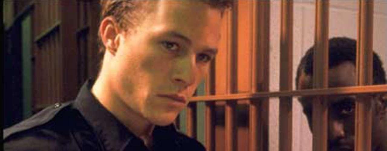 Também em 2001, Heath Ledger Interpretou Sonny Grotowski em 'A Última Ceia'