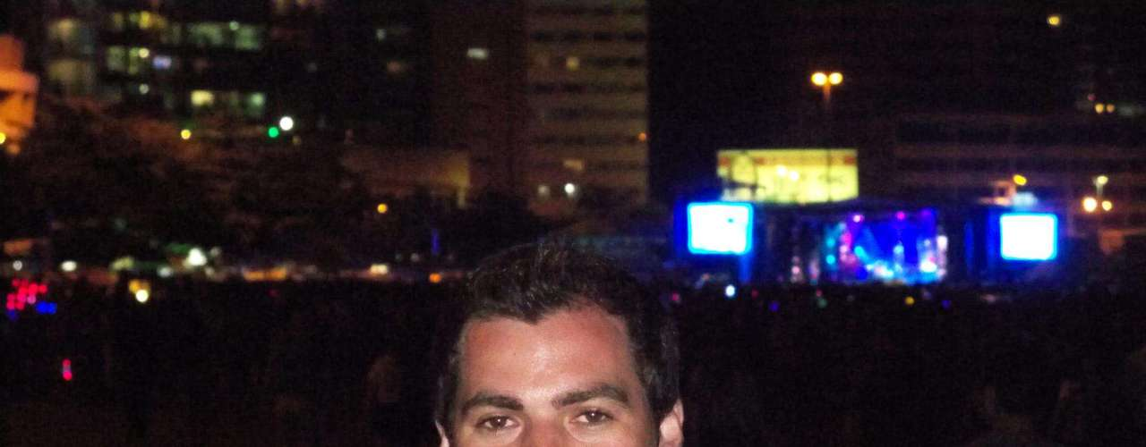 Elisandro Oliveira Rolimera dono das lojas Estilo Jovem. Ele nasceu em Itaara, no Rio Grande do Sul