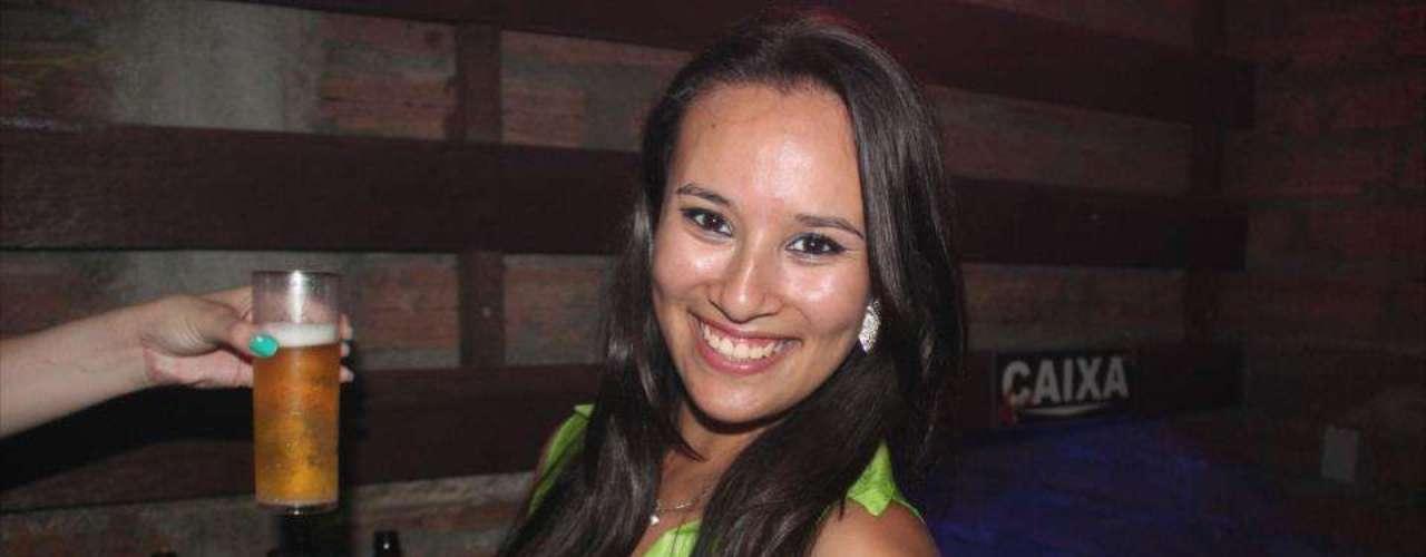 Mariana Pereira Freitas, 21 anos, estudava Educação Física na Fames e trabalhava na Claro