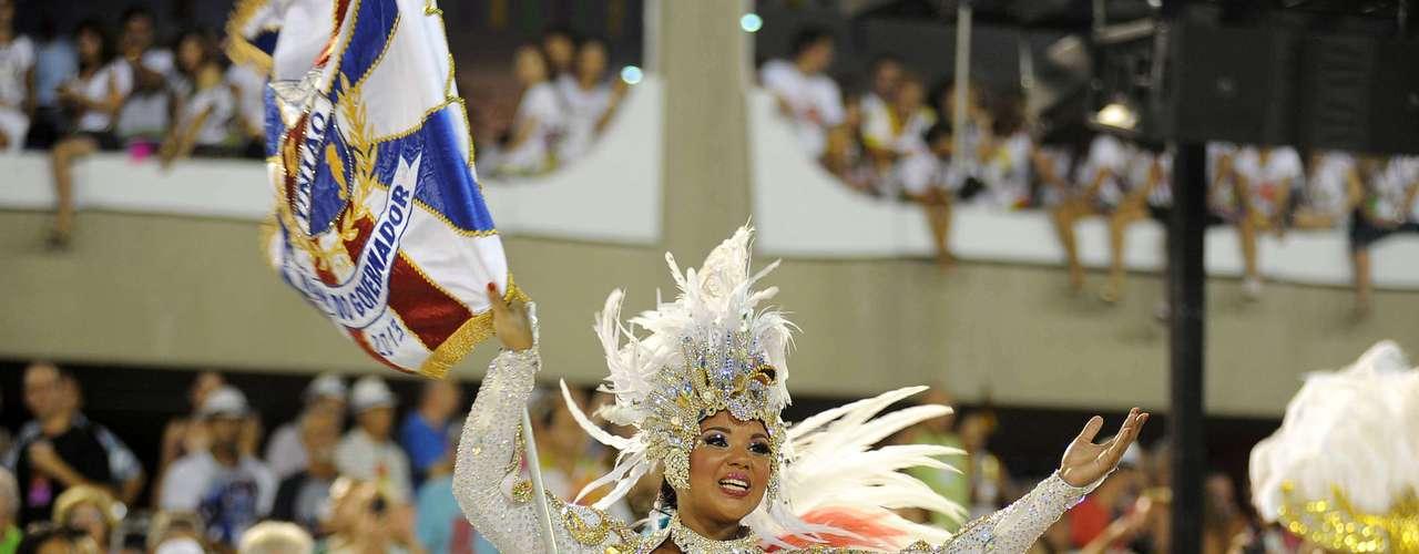 Desfile da União da Ilha no Carnaval 2013