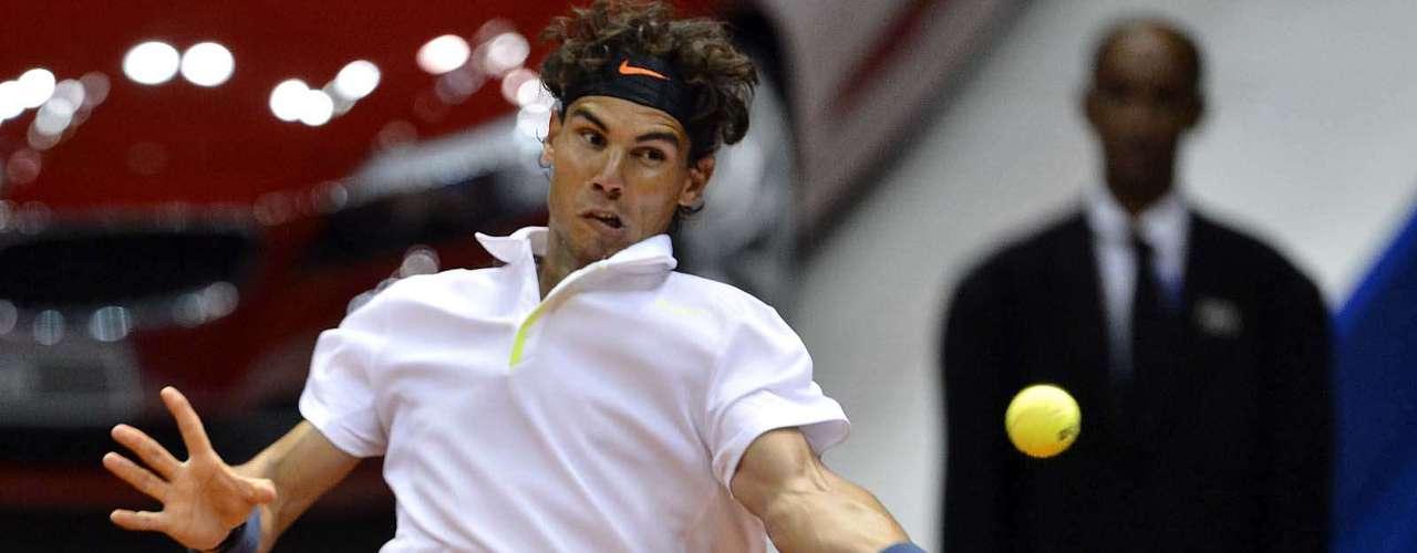 Nas duplas, Nadal já foi duas vezes campeão do Masters de Indian Wells e do Masters de Monte Carlo