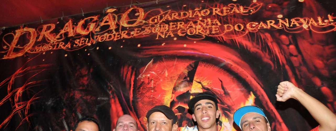 Dragões disputou o grupo especial da São Paulo pelo segundo ano de sua história