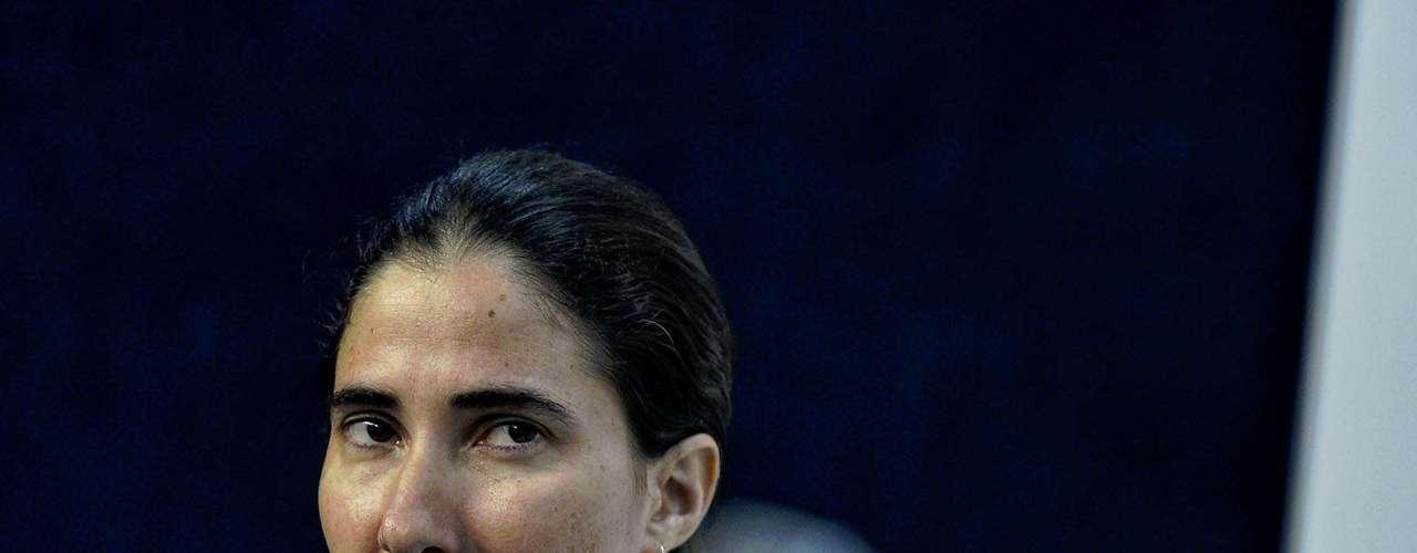A cubana teve uma recepção silenciosa na capital paulista