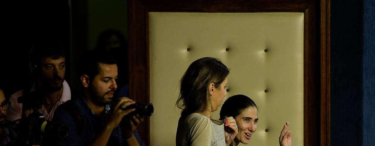 A blogueira criticou a transferência de poder dentro da mesma família em Cuba