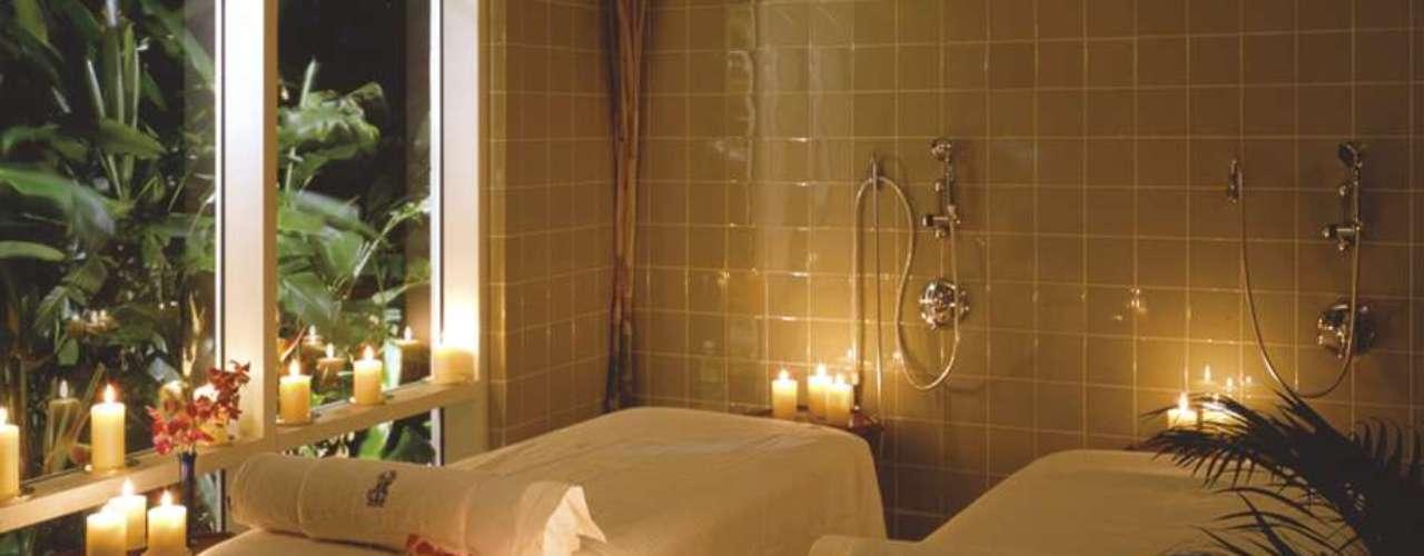 Ritz-Carlton Golf & Spa Resort, Jamaica: o spa transforma em realidade os sonhos dos hóspedes, com tratamentos antienvelhecimento com produtos orgânicos e métodos de bem-estar com técnicas trazidas do mundo inteiro