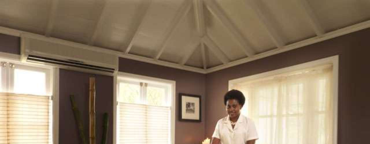 Nisbet Plantation Beach Club, Névis: o spa conta com uma ampla gama de massagens, tratamentos corporais e faciais usando produtos La Natura e Collective Skin Care. Entre os tratamentos mais pedidos, encontra-se uma exfoliação com sal marinho para preparar o corpo para o sol do Caribe