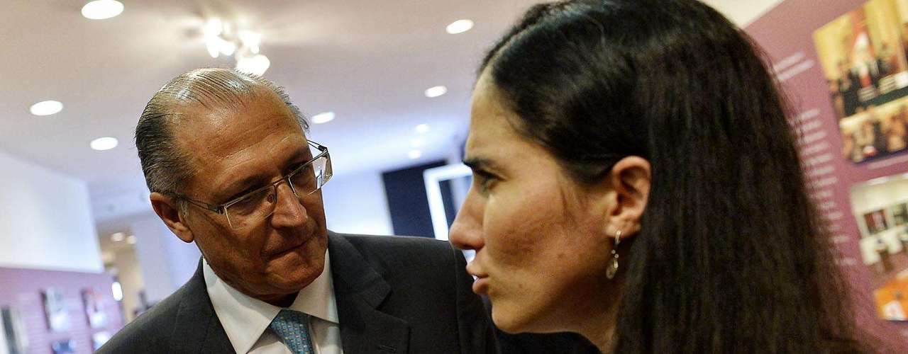 O Brasil é a primeira parada da viagem internacional da dissidente, que obteve autorização do governo de Cuba para sair do país após vários anos