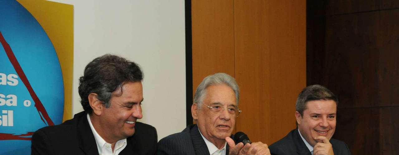 O ex-presidente participou do ciclo de debates 'Minas Pensa o Brasil'