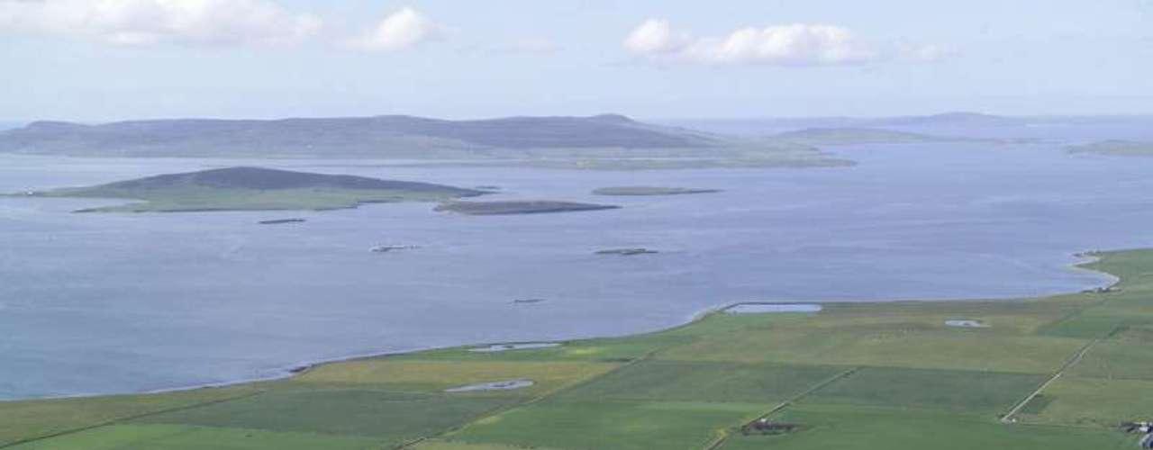 Castelo de Balfour, Escócia Situado nas ilhas Orkney, na Escócia, o Castelo de Balfour é apontado como o castelo mais nórdico do planeta.Diárias a partir de R$ 640