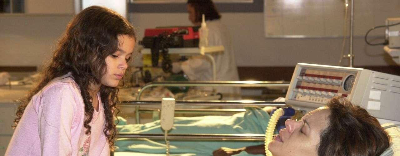 Marquezine eVanessa Gerbelli, na novela 'Mulheres Apaixonadas', de 2003