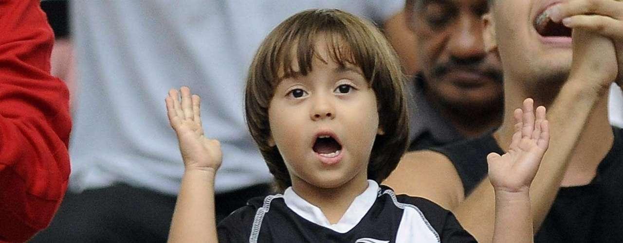 03/03 - Flamengo 0 x 2 Botafogo