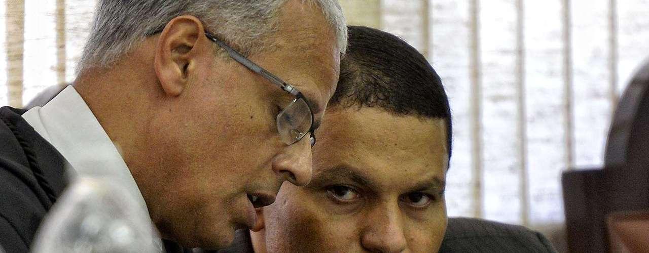 11 de março -Mizael aguarda o início de seu julgamento pela morte da ex-namorada Mércia