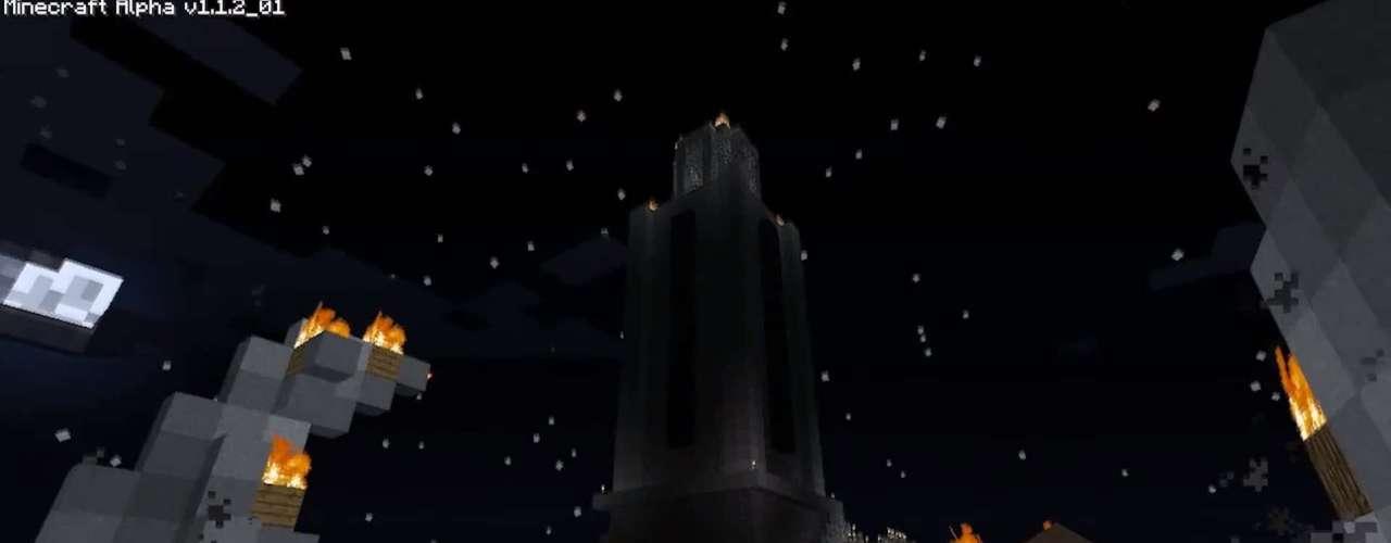 A comunidade Penny Arcade criou em 'Minecraft' a cidade oceanica Rapture, do jogo 'BioShock 1 e 2'
