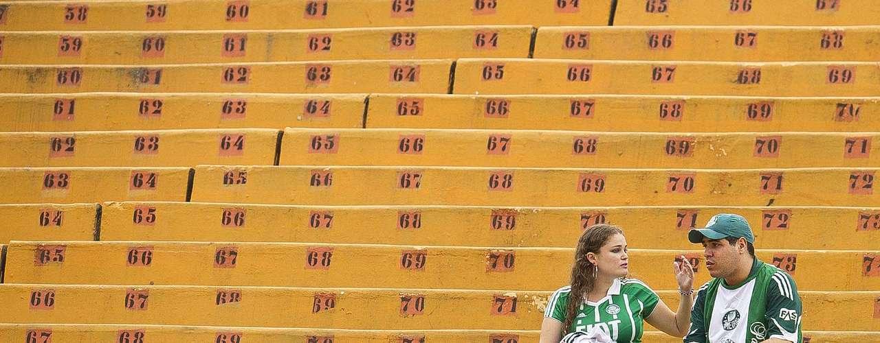 24/03 - Palmeiras 0 x 0 Santos