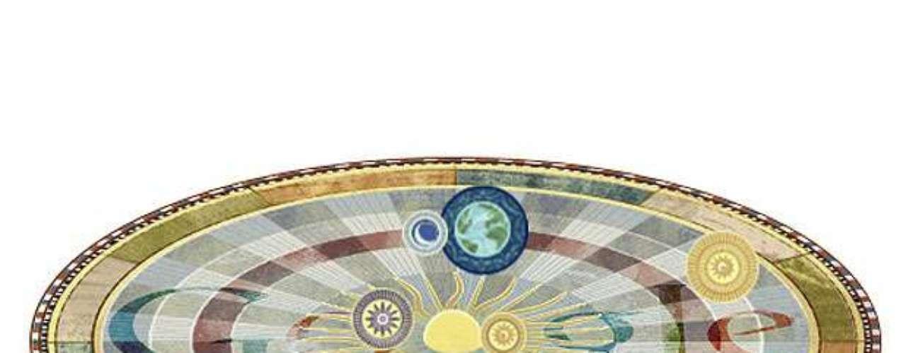 19 de fevereiro - 540º aniversário de Nicolau Copérnico, astrônomo e matemático polonês (Global)