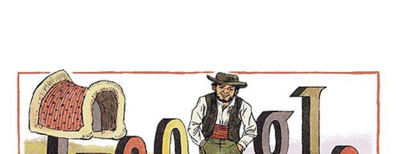 21 de março - 167º aniversário de Rafael Bordalo Pinheiro, artista português (Portugal)