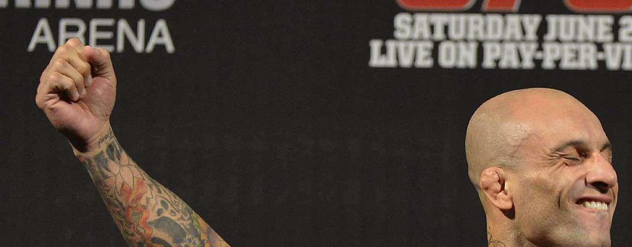 EM BAIXA FORA DO UFC Wagner Galeto foi nocauteado por Vina no UFC e saiu da organização. Ele não queria sequer voltar a lutar em 2012, mas aceitou participar do MMA Rocks e derrotou Fernando Duarte. Depois disso, porém, perdeu para Jorge Patino (em 2013) e Mauricio dos Santos Jr. (em 2014)