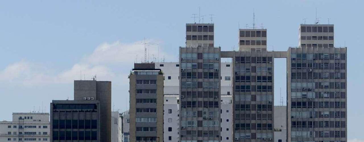 O Lollapalooza aconteceno Jockey Clube de São Paulo