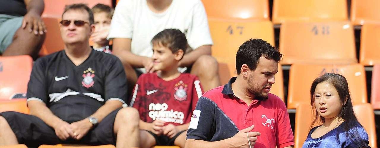 07/04 - Corinthians x São Bernardo