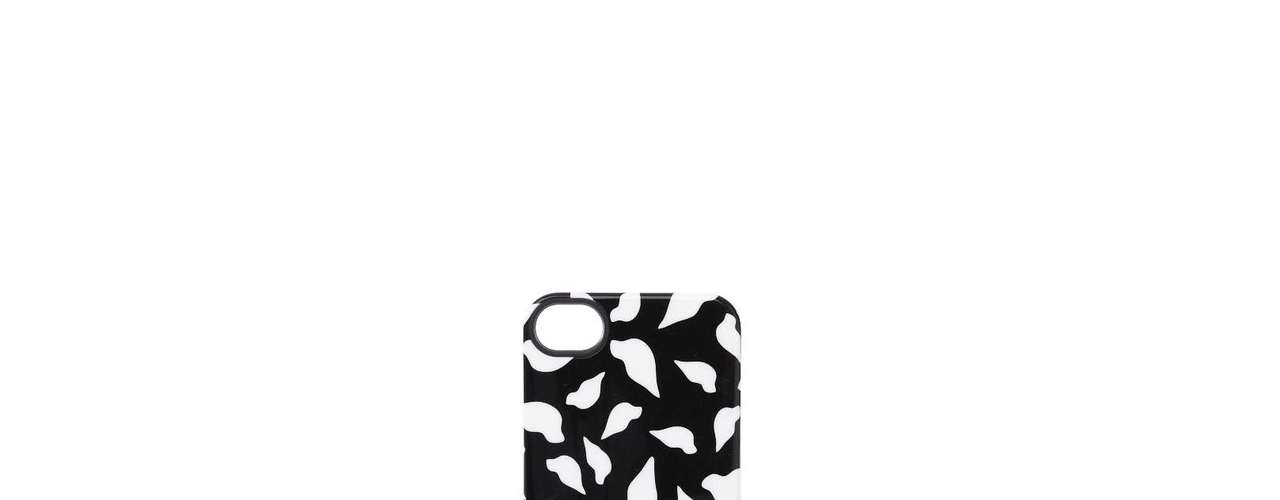 Case para iPhone, da Diane von Furstenberg. Preço: R$ 200. Informações: (11) 3152-6979