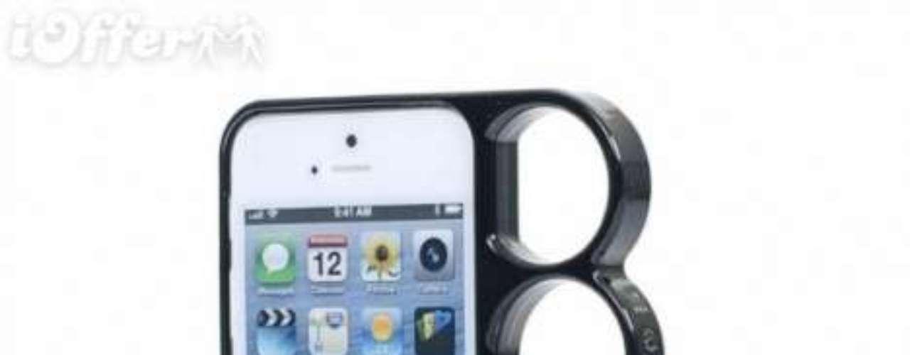 Capa para iPhone 5, do Armazém do iPhone. Preço: R$ 89,90. Informações: contato@armazemdoiphone.com.br