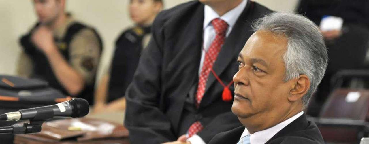 25 de abril - Delegado Edson Moreira foi o responsável por comandar as investigações na época do desaparecimento de Eliza Samudio