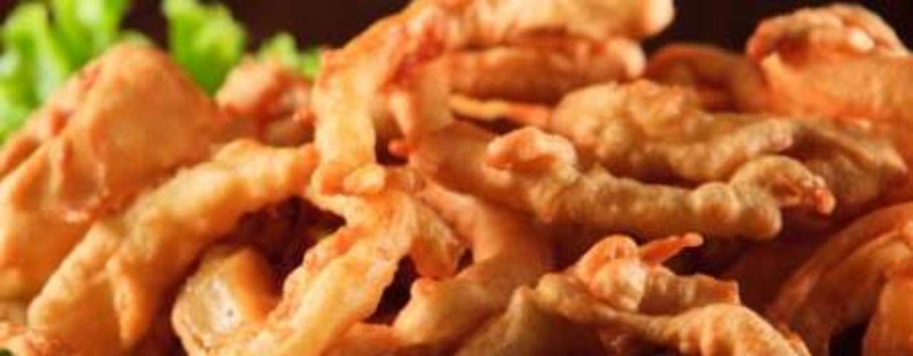 Cebolas empanadas