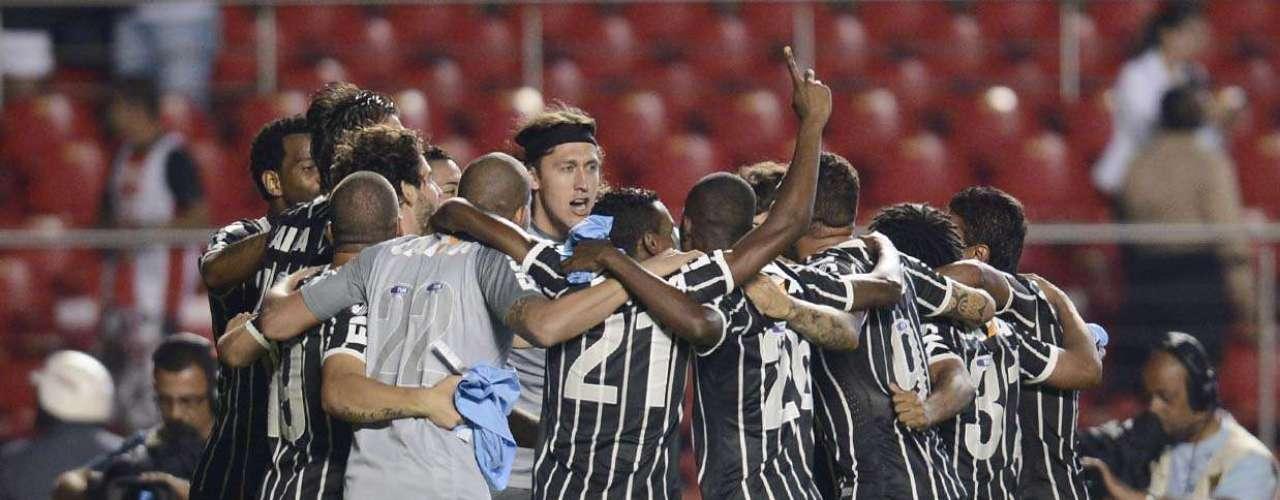 O Corinthians volta à final do Campeonato Paulista após um ano de hiato