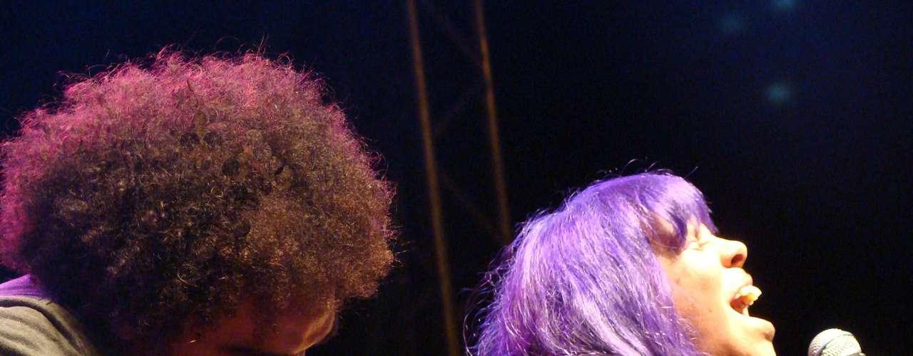Peu Sousa toca ao lado de Baby do Brasil