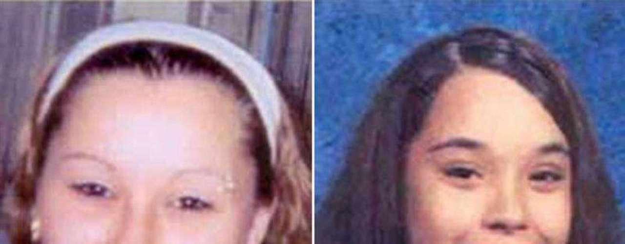 6 de maio -Imagem divulgada pelo FBI mostra Amanda Berry e Gina DeJesus, duas das trêsmulheres que estavam sequestradas há cerca de dez anos na cidade de Cleveland, Estado americano de Ohio. A terceira foi identificada comoMichelle Knight