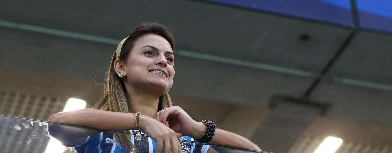 01/05 - Grêmio x Santa Fe