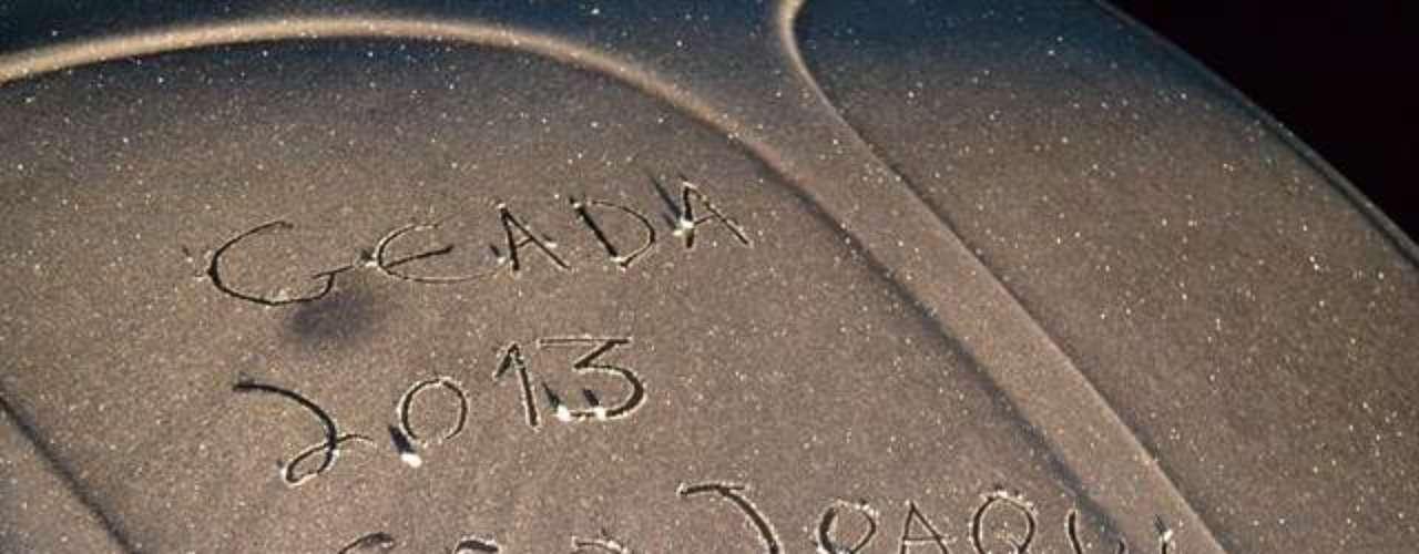 8 de maio - Massa de ar seco derruboutemperaturas na serra de Santa Catarina nesta quarta-feira