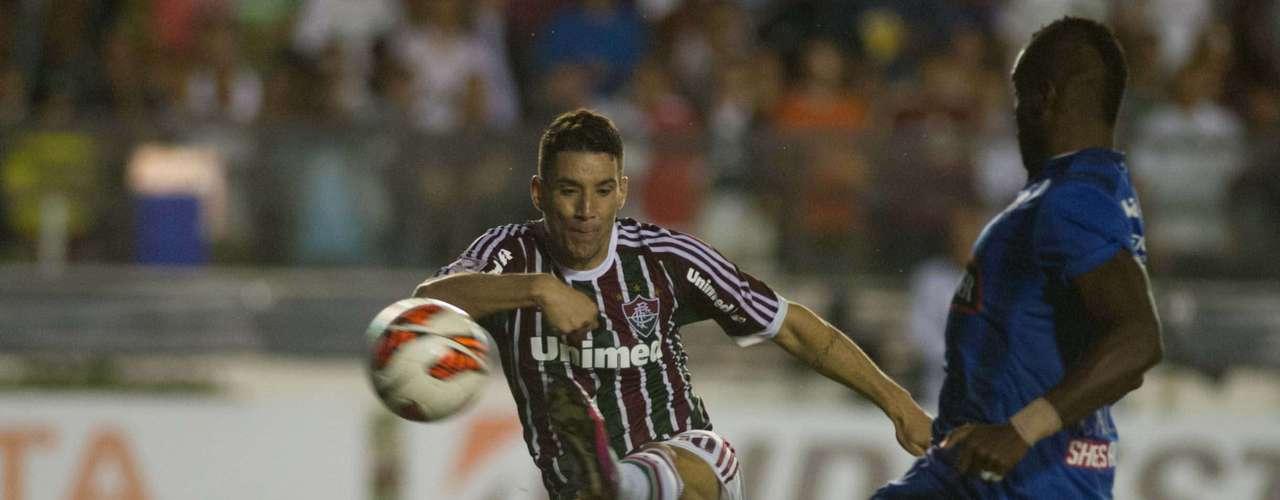 Thiago Neves (Fluminense) Com atuações irregulares em 2013, o meio-campista pode deixar o Fluminense e voltar ao Al Hilal, da Arábia Saudita