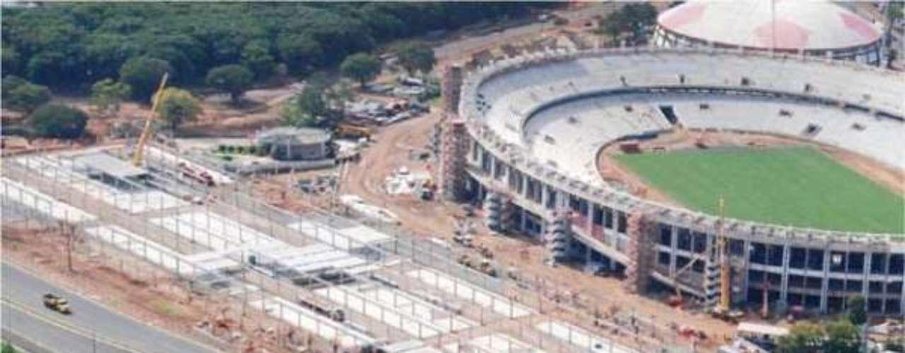 Maio de 2013: Estádio é a sede gaúcha do Mundial que será realizado no Brasil