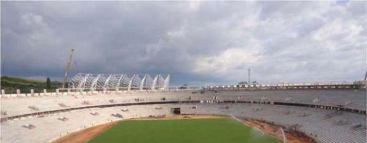 Maio de 2013: Estádio receberá cinco partidas da Copa, sendo quatro da primeira fase e um das oitavas de final