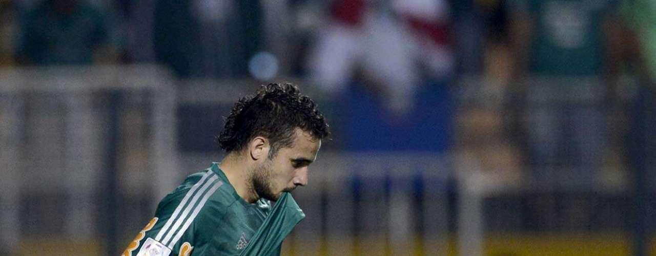 Maikon Leite (Palmeiras) Em baixa no Palmeiras, o atacante foi emprestado ao Umm-Salal, do Catar