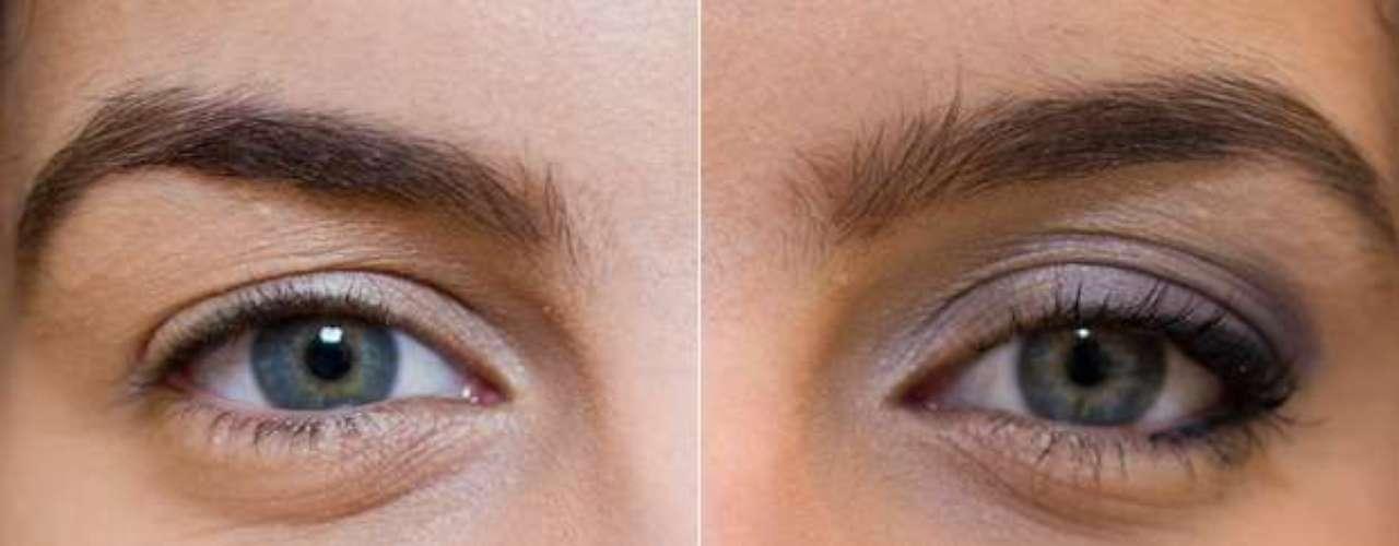 Wilians Santos, make-up stylist da Clinique, ensina um passo a passo de como maquiar olhos pequenos e dar a impressão de \