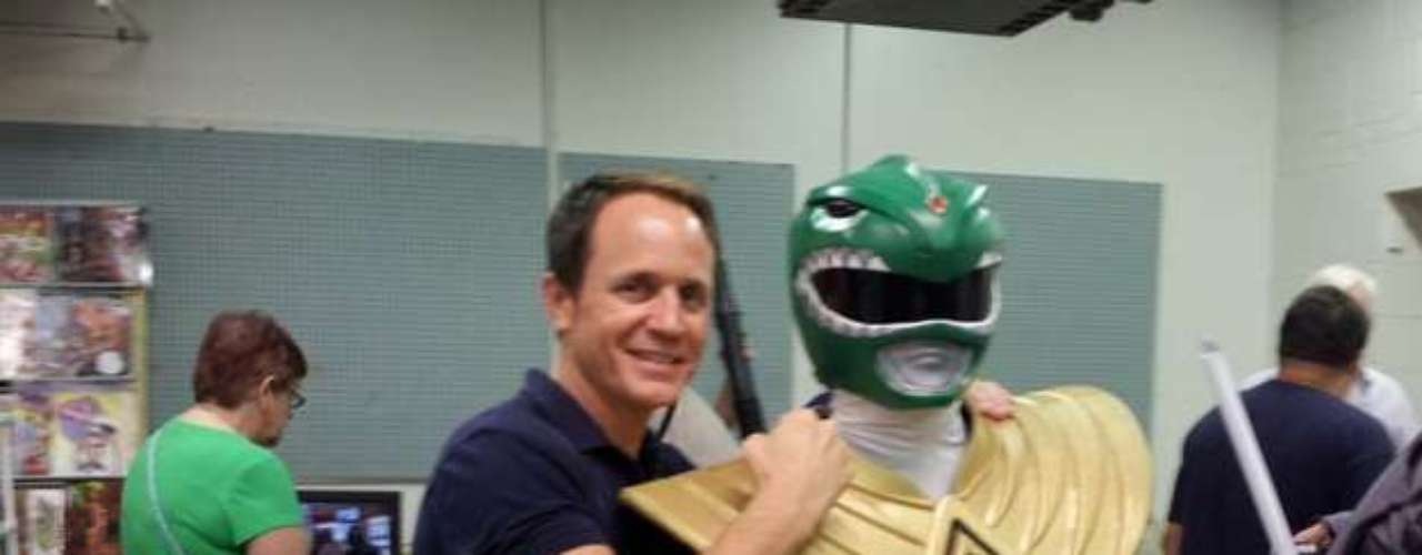 David também trabalha com eventos de anime e cosplay