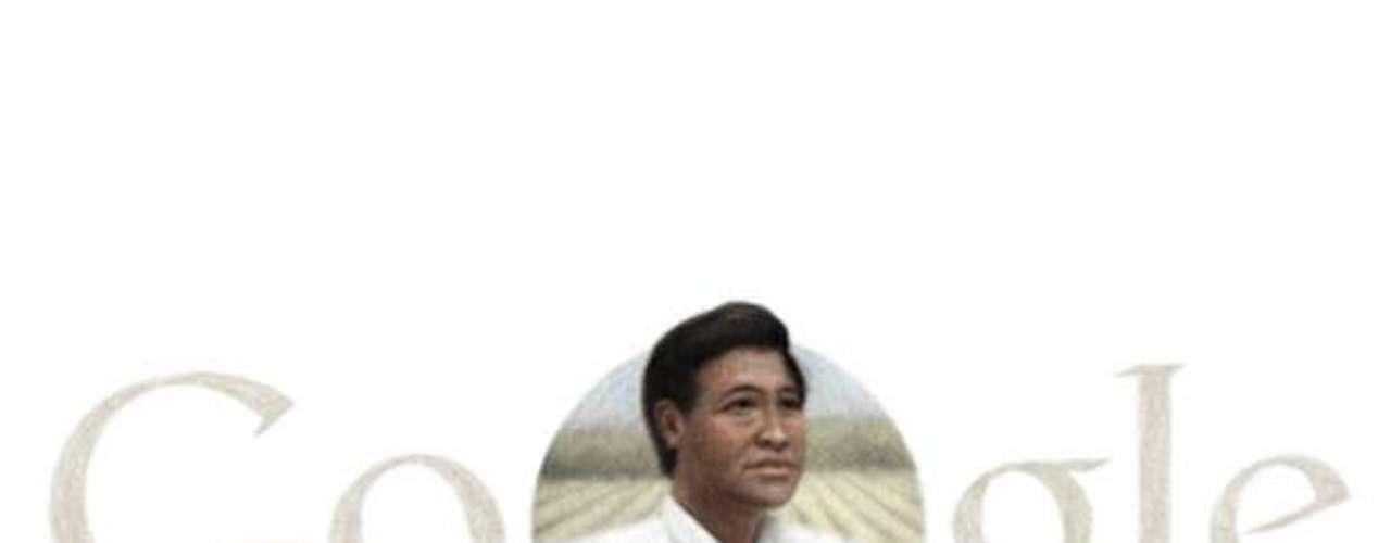 31 de março - 86º aniversário de Cesar Chavez, líder sindicalista mexicano (Estados Unidos)