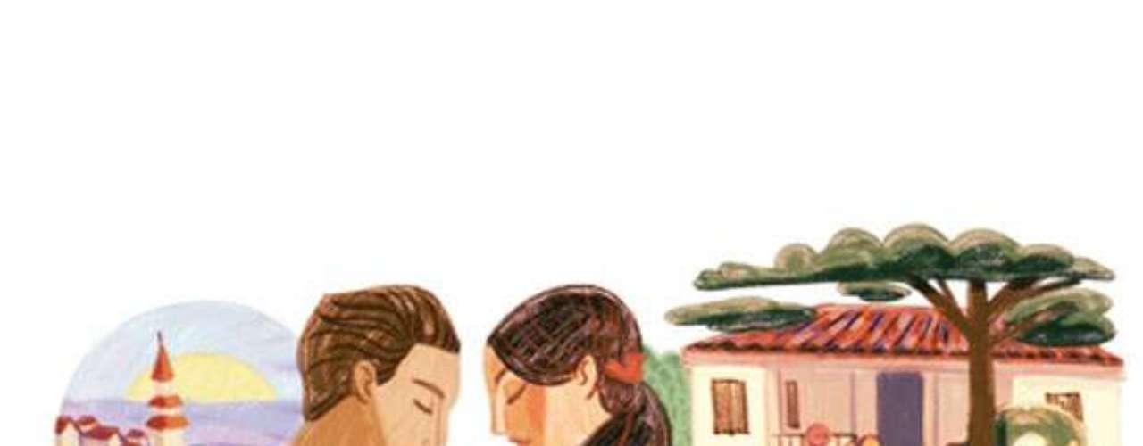 1º de abril - 176º aniversário de Jorge Isaacs, escritor colombiano (Colômbia)