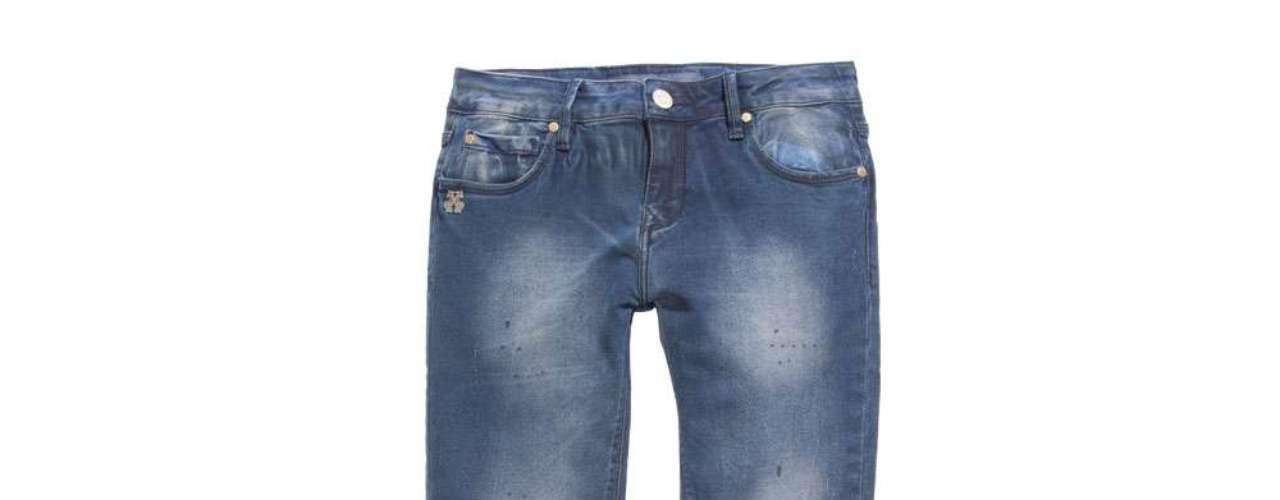 Calça jeans da John John. Preço: R$ 358. Informações: (11) 3061-9906