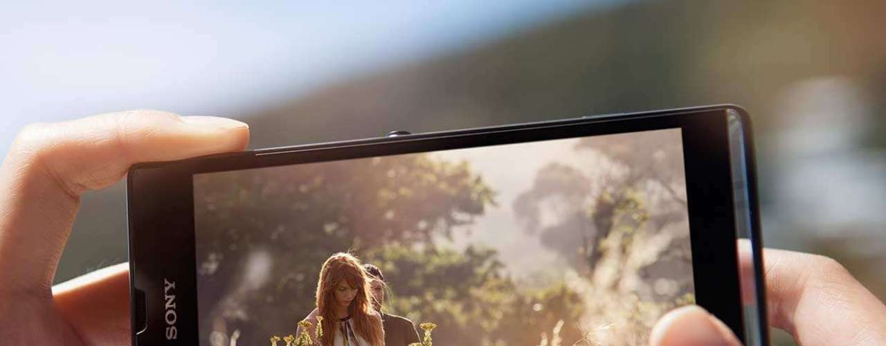 Xperia SP possui tecnologia 4G