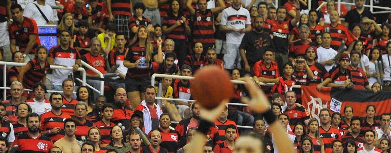 Presença de público motivou jogadores do Flamengo