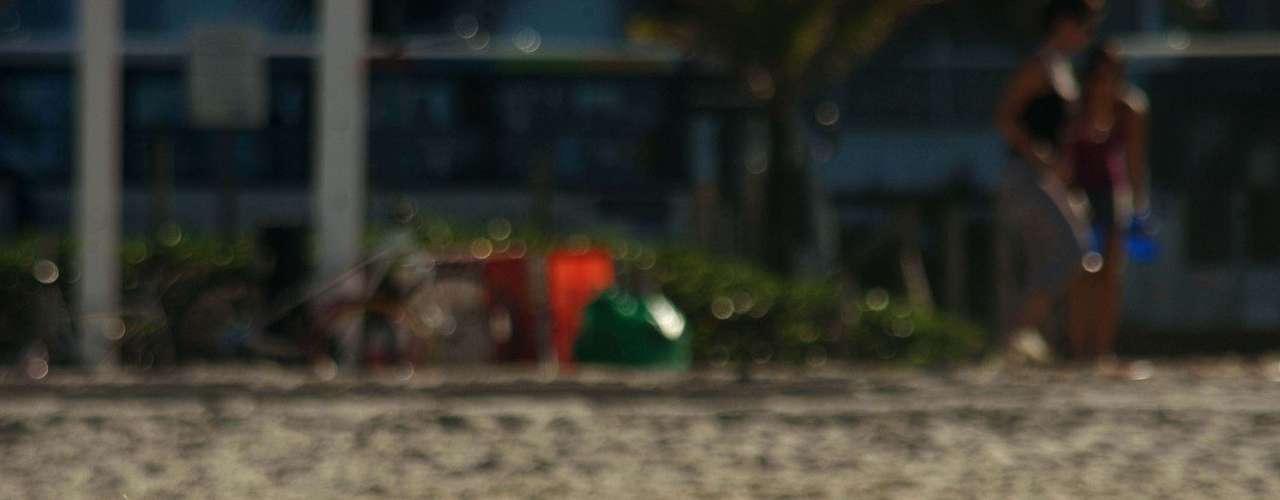 6 de junho Segundo o Climatempo, o índice UV é muito alto na manhã desta quinta-feira no Rio de Janeiro