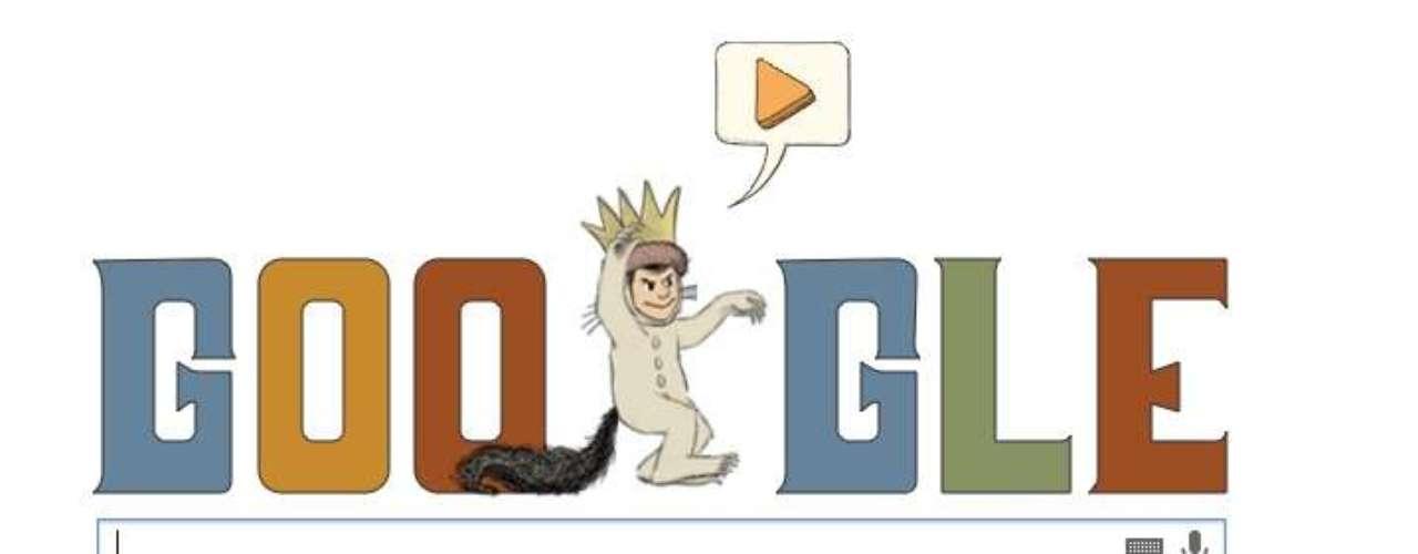 10 de junho - Aniversário de Maurice Sendak, escritor e ilustrador infanto-juvenil (Estados Unidos)