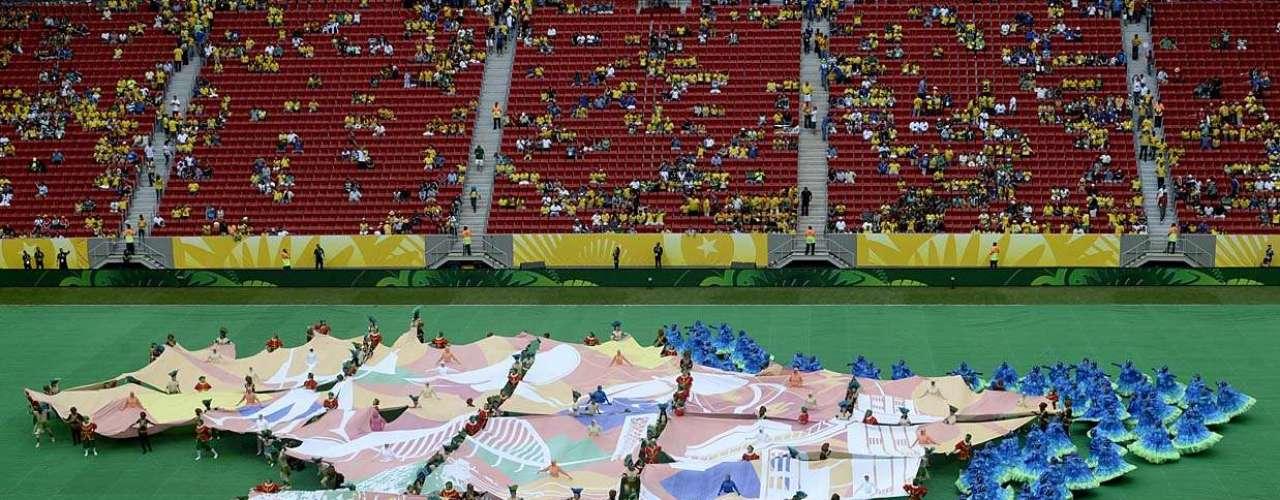 Oito seleções brigam pelo título na Copa das Confederações