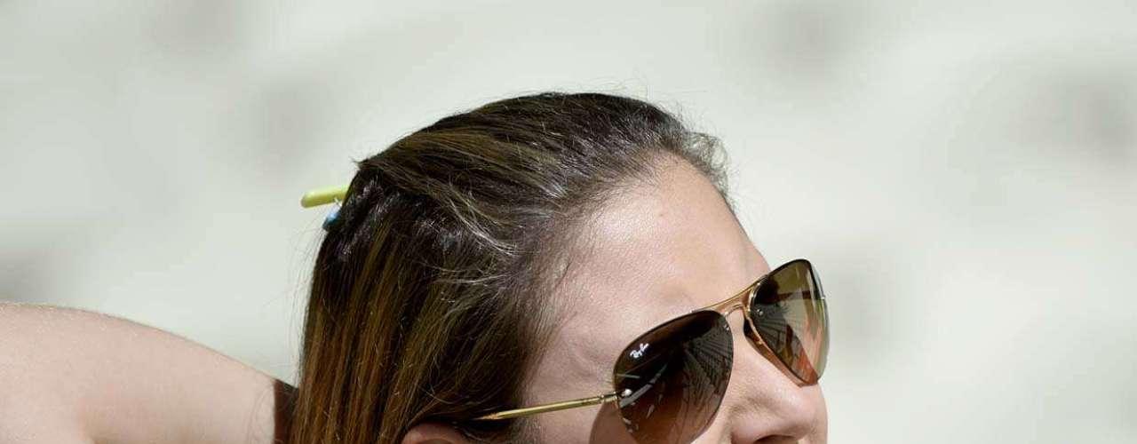 Torcedores brasileiros se empolgaram na Arena Castelão, nesta quarta-feira (19), no jogo entre Brasil X México. A Seleção Brasileira venceu por 2 x 0. Nas arquibancadas, destacaram-seroupas criativas, acessórios e pinturas no rosto. Cartazes de protesto contra o governo também não faltaram nas arquibancadas, com reivindicações por mais investimentos em setores como educação e segurança